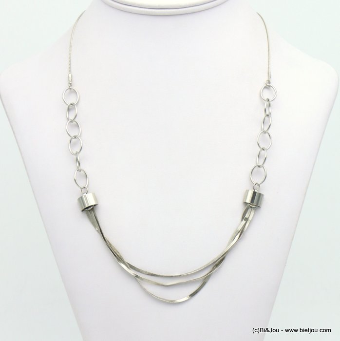 necklace 0118625-13 metal