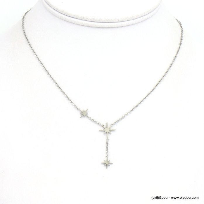 necklace 0119255-13 stainless steel