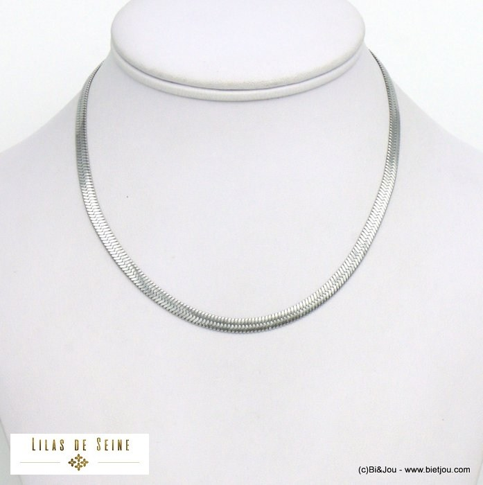 necklace 0121038-13 stainless steel