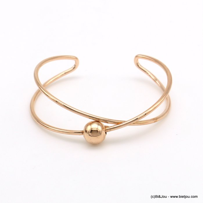 bracelet 0216576-23 open bangle metal