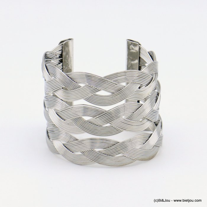 bracelet 0219001-13 47mm open bangle metal