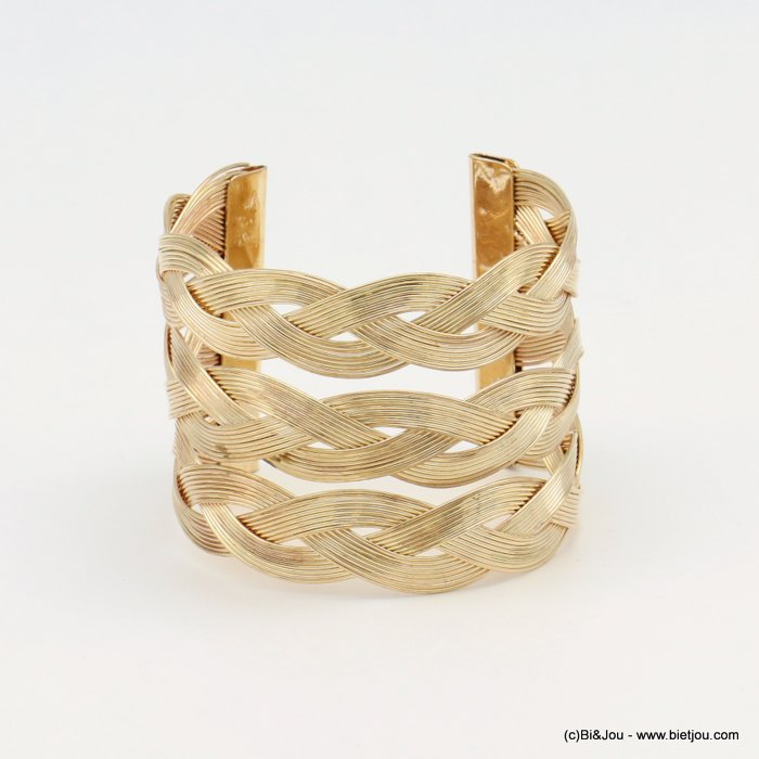 bracelet 0219001-14 47mm open bangle metal