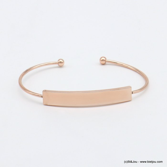 bracelet 0219006-23 open bangle metal 7mm