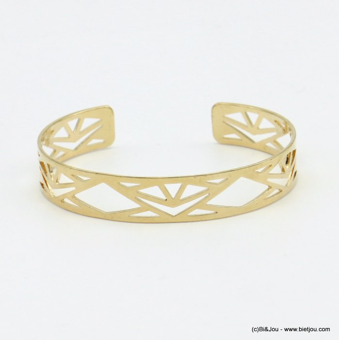 bracelet 0219069-14 open bangle metal 11mm
