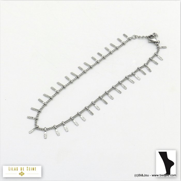 anklet 0220099-13 stainless steel