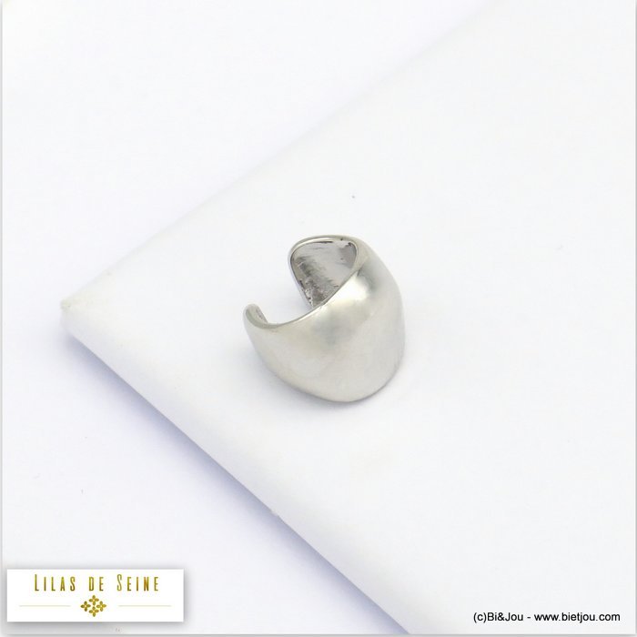 ear cuff 0320120-13 metal minimalist 10x12mm