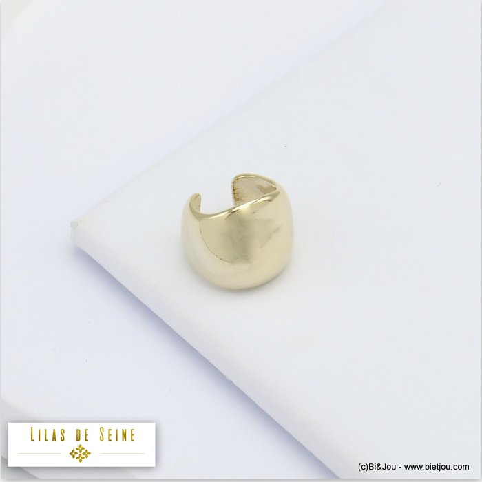 ear cuff 0320120-14 metal minimalist 10x12mm