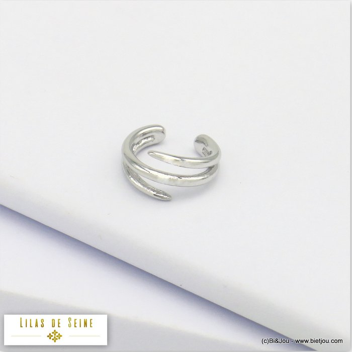 ear cuff 0320129-13 metal minimalist 6x12mm
