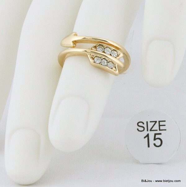 ring 0414067-14_15 midi ring metal-strass