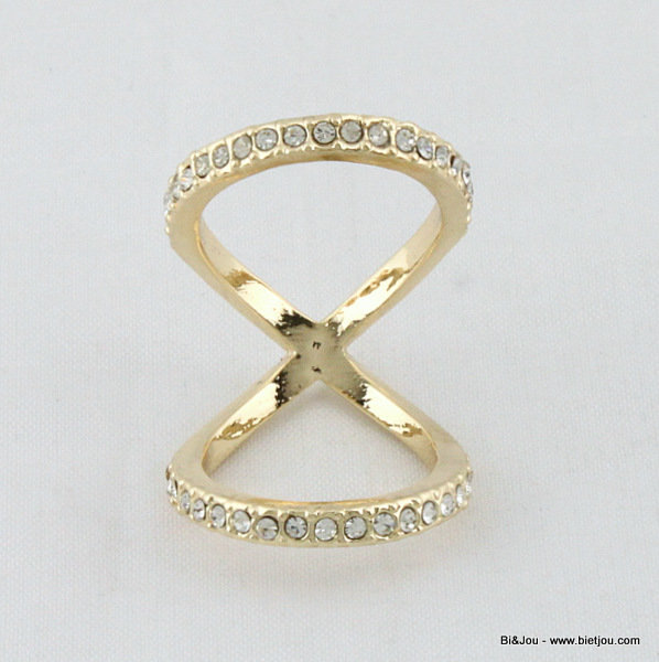ring 0414069-14 metal-strass