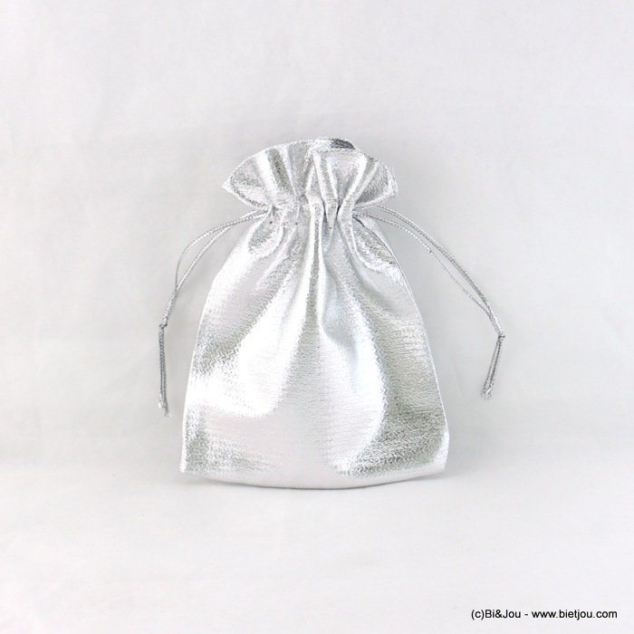 metallized bag 0617512-13 gift 25pcs 8x12cm