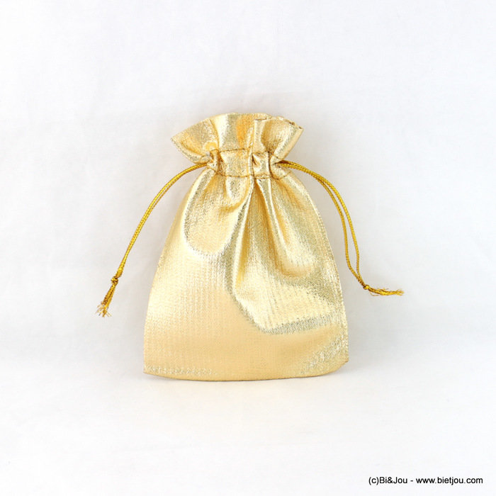 metallized gift bag 0617512-14 25pcs 8x12cm
