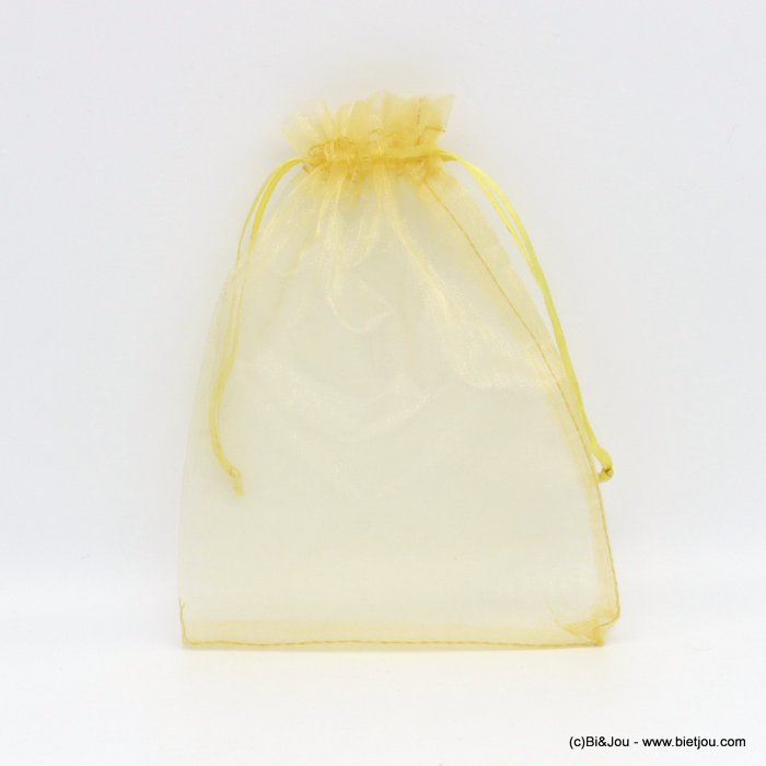 organza bag 0618512-14 gift 25pieces 12x18cm