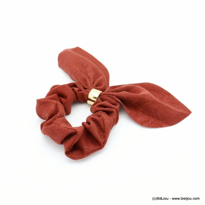 scrunchie 0619585-36 hair elastic polyester metal