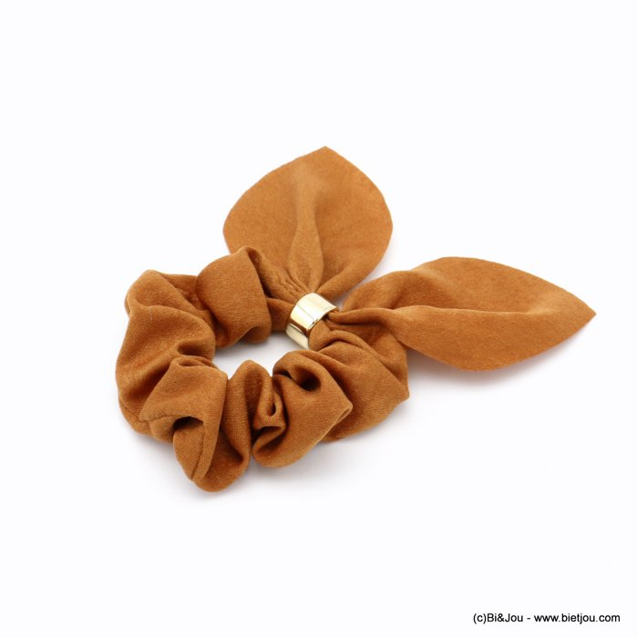 scrunchie 0619585-42 hair elastic polyester metal