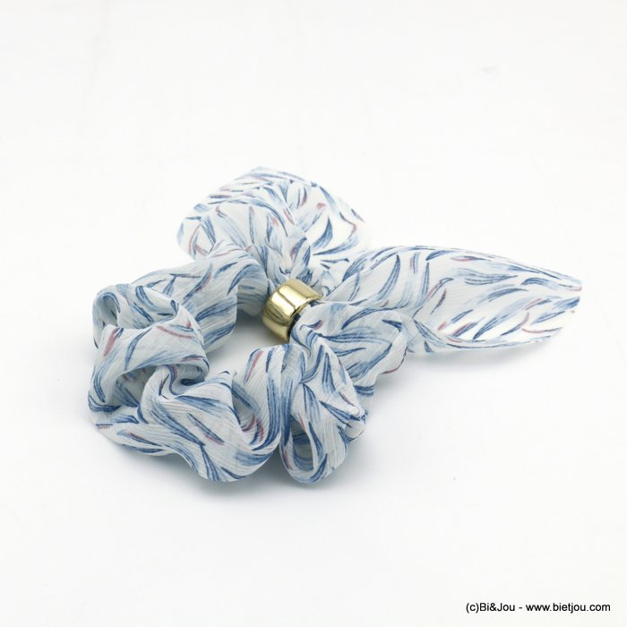 scrunchie 0620034-08 hair elastic muslin metal