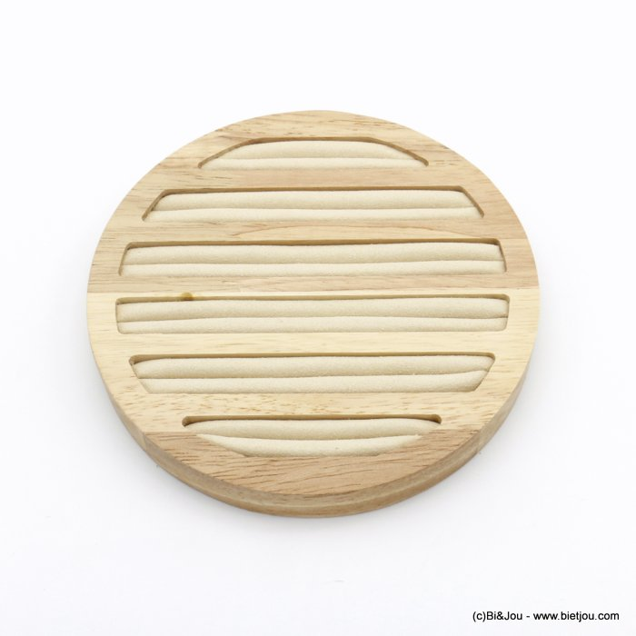 display 0620040-06 wood nubuck rings 150x18mm