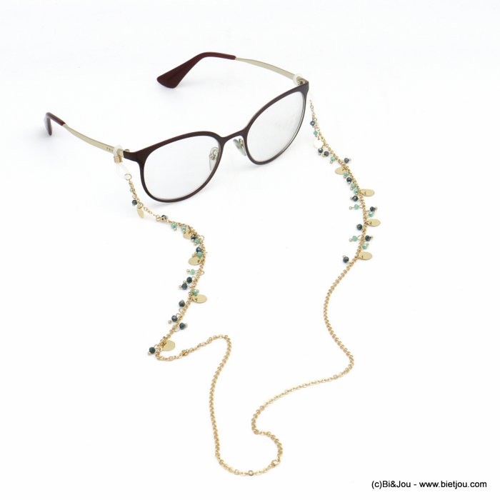Glasses Chain 0620046-29 metal-cristal