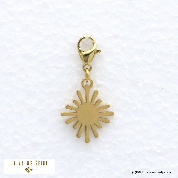 charm 0620582-14 sun stainless steel