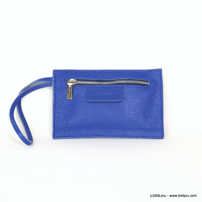 poch 0919042-09 18.5x12cm GENUINE LEATHER