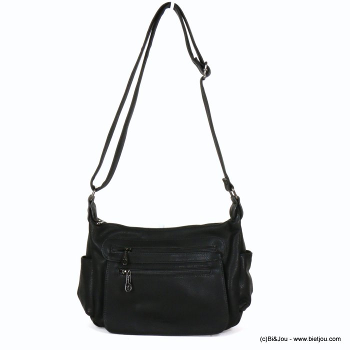 handbag 0919529-01 shoulder smooth grained imitation-leather synthetic 30x20x10cm
