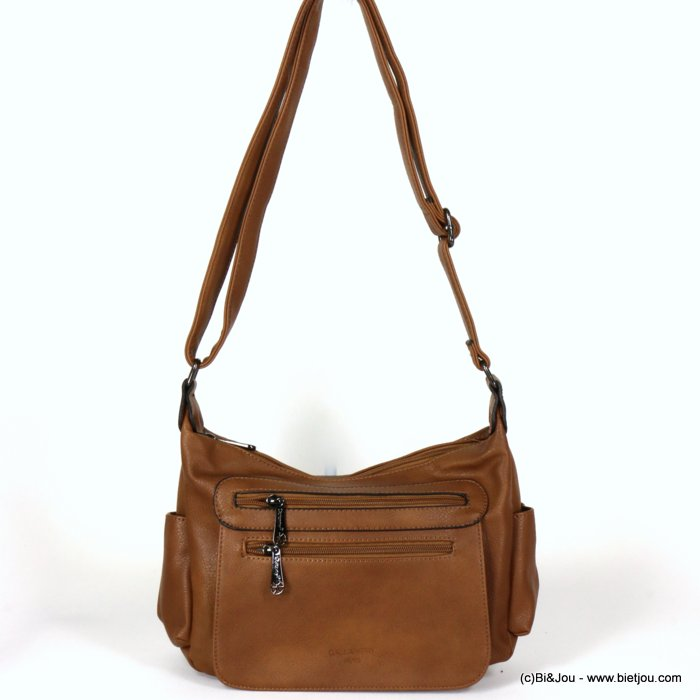 handbag 0919529-02 shoulder smooth grained imitation-leather synthetic 30x20x10cm