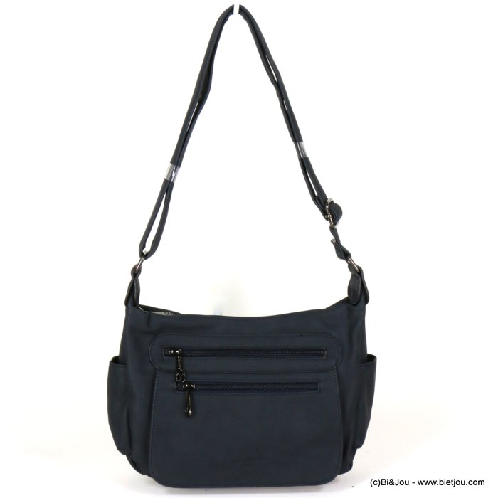 handbag 0919529-09 shoulder smooth grained imitation-leather synthetic 30x20x10cm
