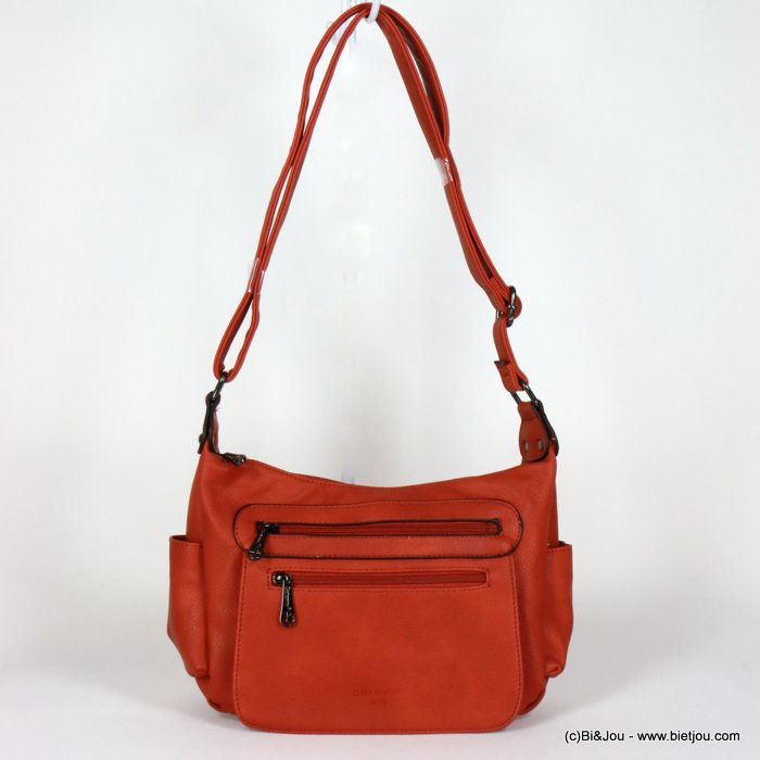 handbag 0919529-11 shoulder smooth grained imitation-leather synthetic 30x20x10cm