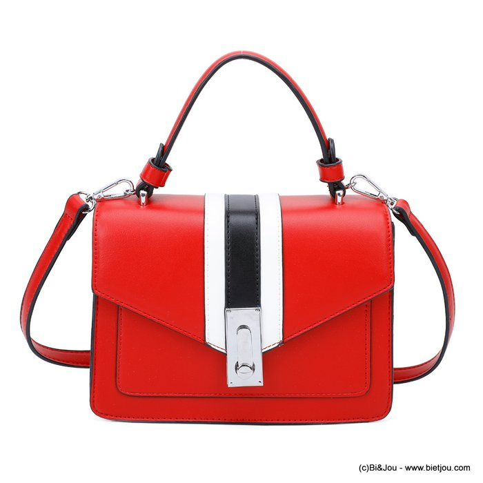 handbag 0920027-12 woman synthetic 22x16x9cm